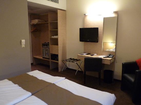 Bo18 Hotel Superior: Zimmeransicht
