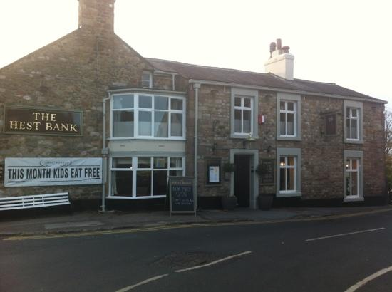 Hest Bank Inn: The hest bank