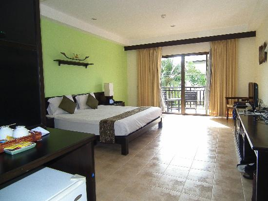 Krabi La Playa Resort: Spacious Room 318