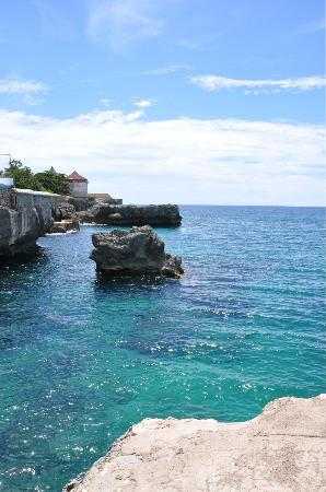 Samsara Cliffs Resort: Cliffs