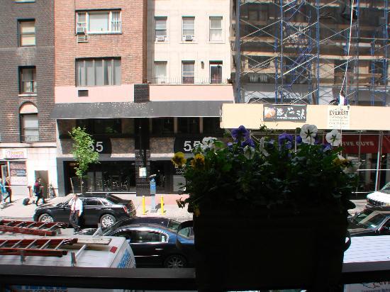 La Bonne Soupe : patio