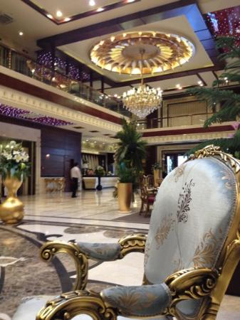 Darvishi Royal Hotel: lounge