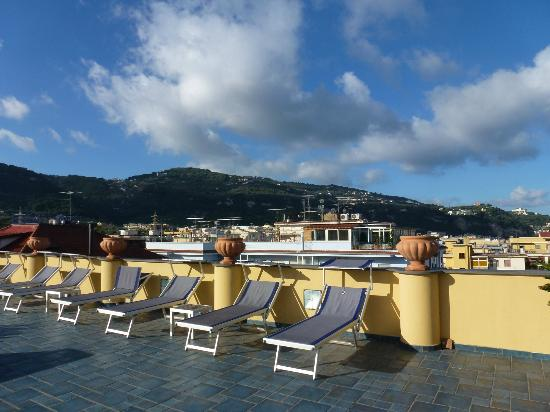 Hotel Zi Teresa: view from roof top