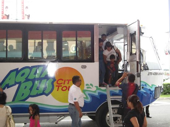 Panama Marine Adventures - AquaBus City Tour