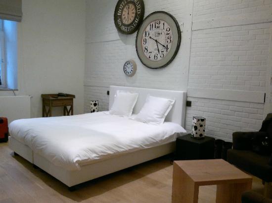 Barvaux, Belgium: slaapkamer