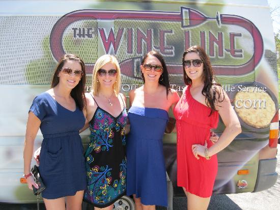 The Wine Line
