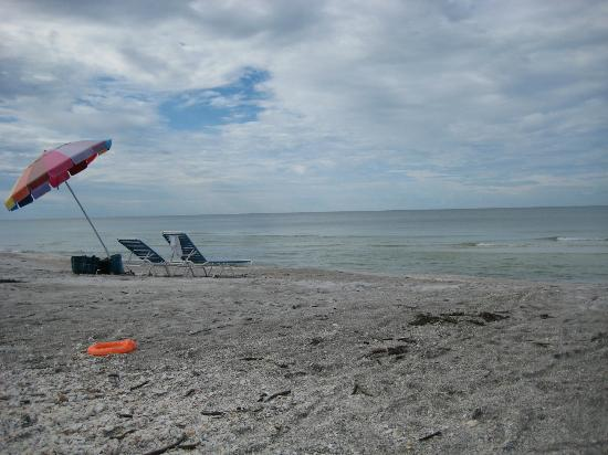 Beach Castle Resort: Longboat key beach