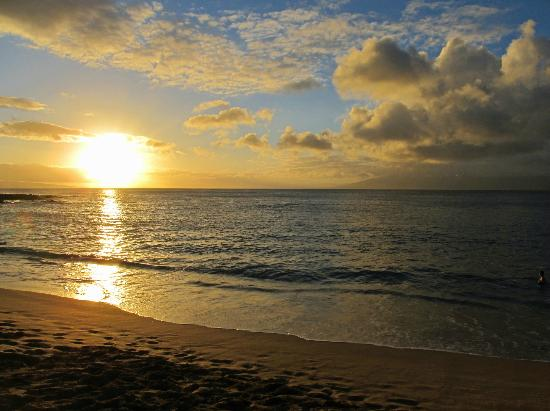 One Napili Way: Another great sunset