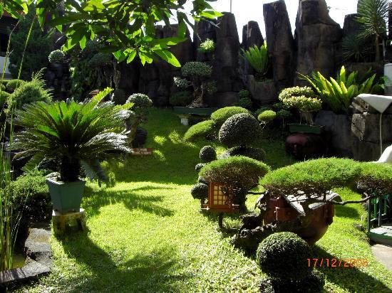 Peti Mas Hotel: Peti Mas Garden  -my visit in 2008