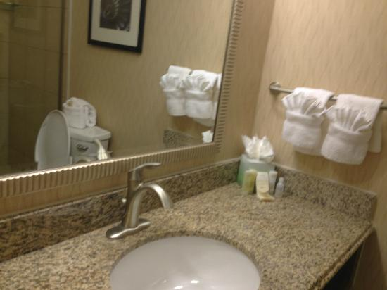Crowne Plaza Boston Woburn: Basic but good