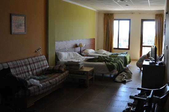 Hotel Restaurante Banos: Junior Suite