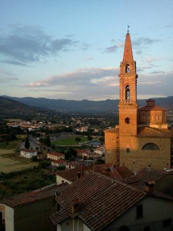 Ristorante Roggi: View from restaurant