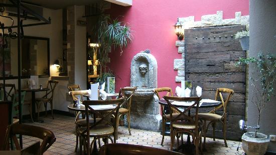 Le Patio Provencal: Restaurant Le Patio Provençal