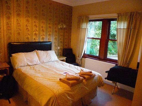 Dunfermline House B&B: Double room