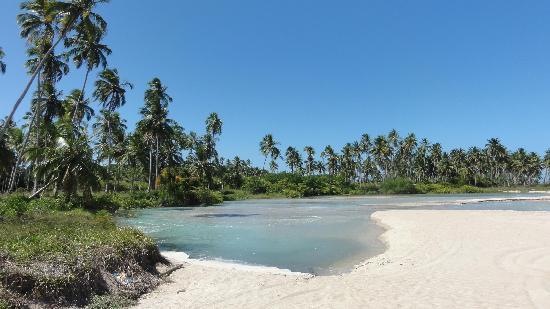 Burgalhau Beach: praia