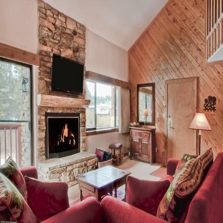 Pine Ridge Condominiums: E Living Room