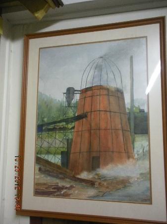 Tillamook County Pioneer Museum: Wood Burner