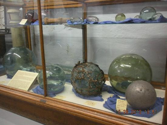 Tillamook County Pioneer Museum: Fishing Flats found