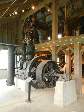 Plantation Agriculture Museum: Cotton Gin