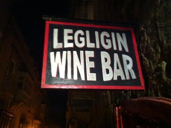 Legligin: 1er repas a la valette