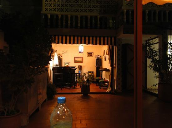 Maison d' Hotes de la Cite Portugaise d'El Jadida : Sur la terrasse