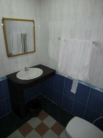 Phadaeng Mansion : Wash basin
