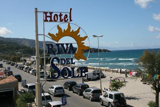 Hotel Riva del Sole : room view