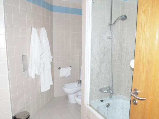 Solplay Hotel de Apartamentos: Bathroom 