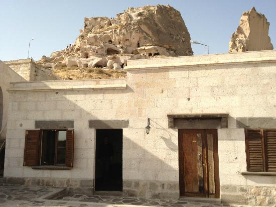 Harem Cappadocia: habitacion estandar nueva (izquierda)