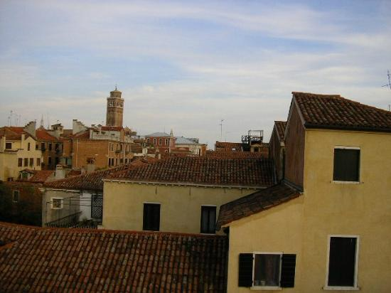 Palazzo Odoni: View From Our Room