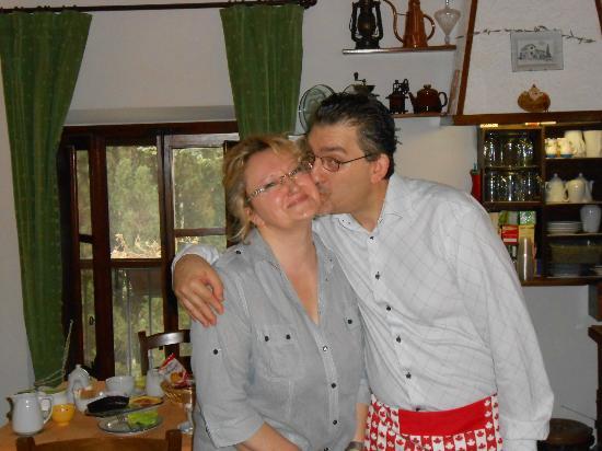 Ulignano, Italia: Stefania & Elio
