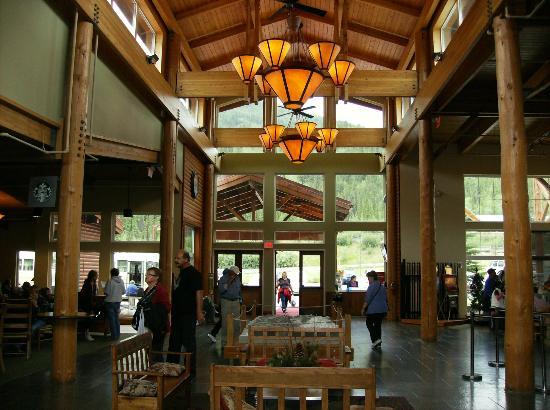 McKinley Chalet Resort: Lobby
