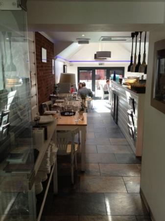 Verveine Fishmarket Restaurant: fantastic hidden little gem