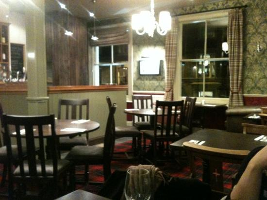 Prime: Edith Cavell bar and lounge