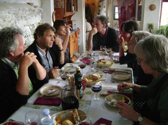 O Beiral Restaurant: Theo's 64e verjaardag