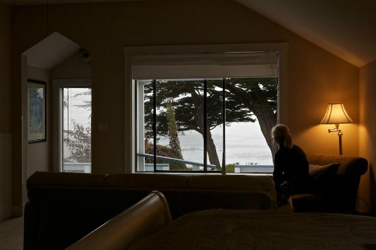 Agate Cove Inn Hotel: Here we stay and want to stay more