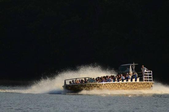 Wildthing Jet Boat Tours Day Tours