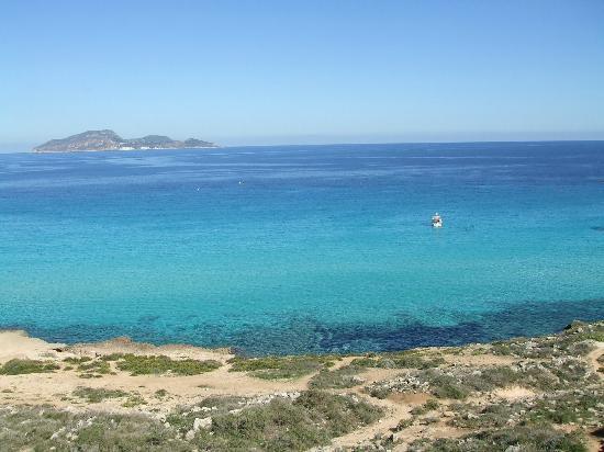 Egadi Islands: Isola di Favignana