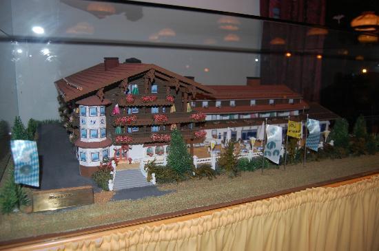 Neureichenau, Alemania: Maquette