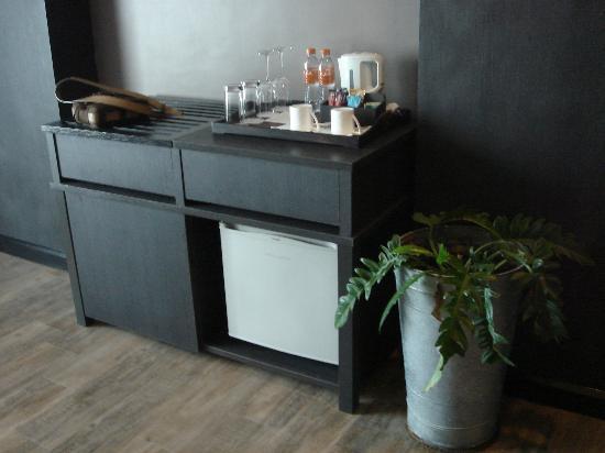 Holiday Inn Pattaya : 設備