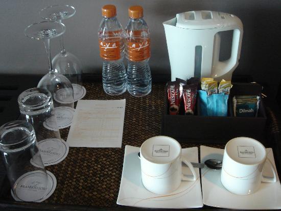 Holiday Inn Pattaya : ポットなど