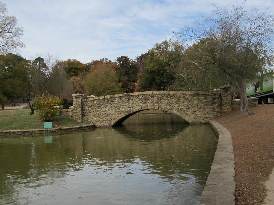 Freedom Park: Bridge to the Band Shell