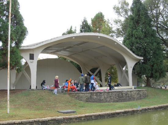 Freedom Park: The Band Shell