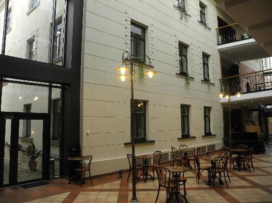Daugirdas Hotel: Spændende arkitektur