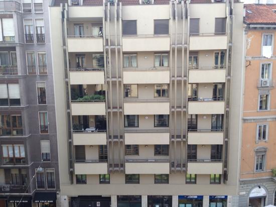 โรงแรมเชอราตันไดอะน่า มาเจสติก: vue face de la chambre