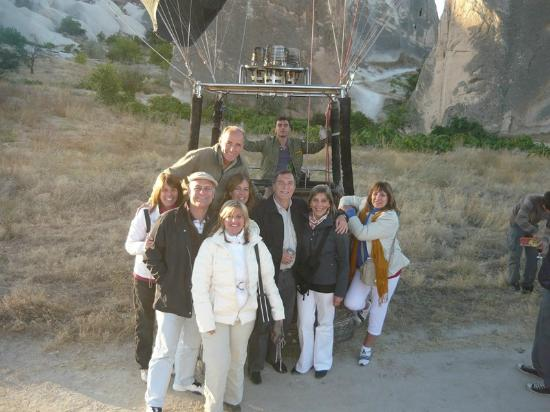 Road Runner Travel - Day Tours: Cappadoçia, balloon flight 2