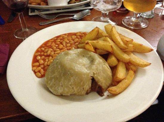 Ring o Bells: The best steak pudding I can remember eating!