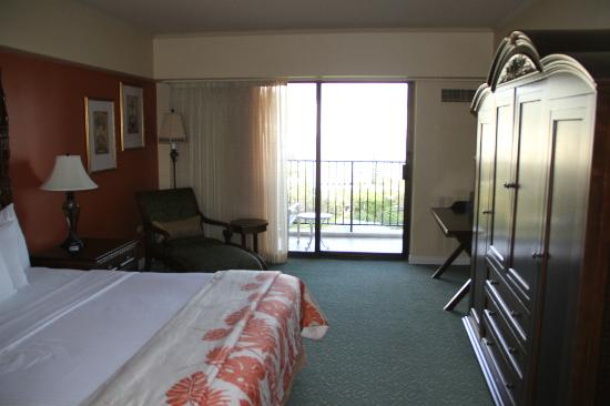 Hilton Grand Vacations at Hilton Hawaiian Village: Kalia suite bedroom