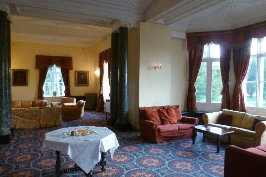 Markree Castle Hotel: Public areas