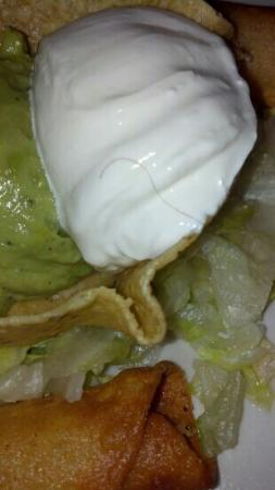 La Bodega: hairy sour cream?